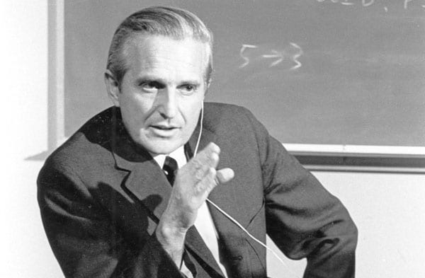 Douglas Engelbart's Mother of All Demos 50 Years Old
