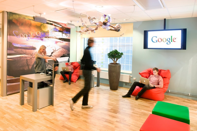 google-playful-office