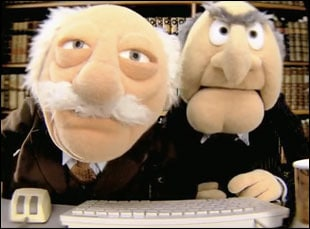 muppets pair programming